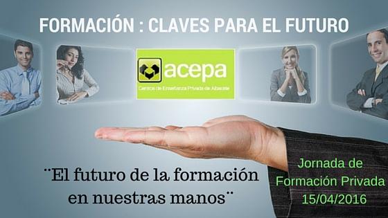 FORMACIÓN- CLAVES PARA EL FUTURO